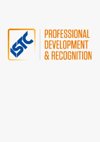 ISTC Professional Development and Recognition logo
